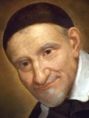 Portrait of Saint Vincent de Paul